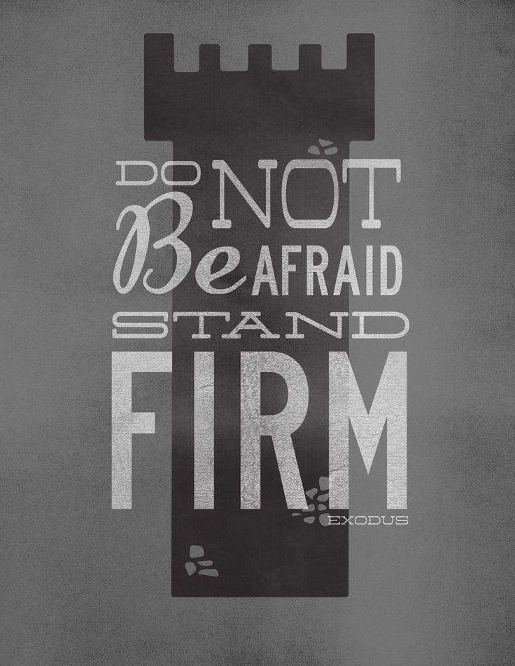 Stand Firm Designs : Stand firm poster designs design portfolio