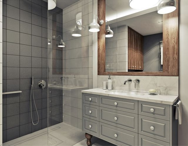 bathroom łazienka prysznic ванная | http://dom.wp.pl