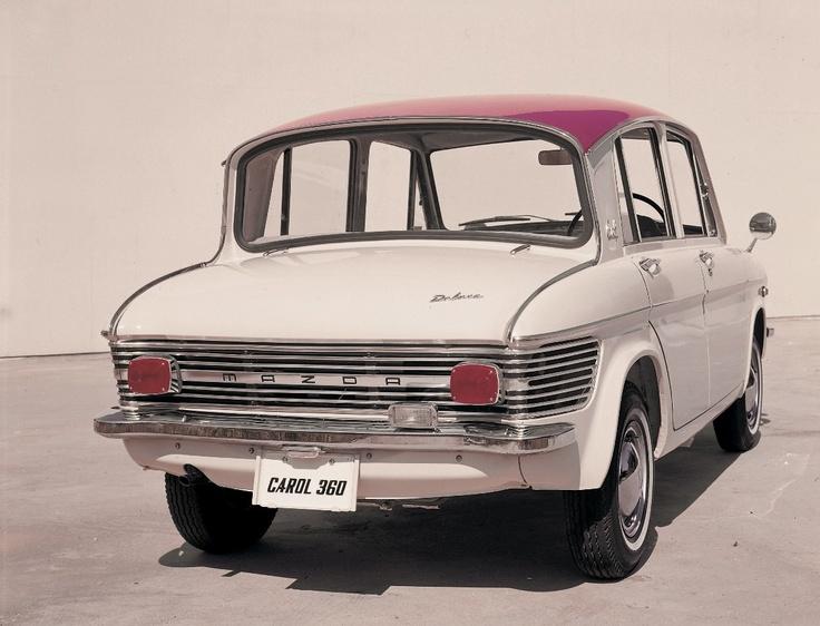 1962 - Mazda Carol