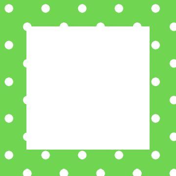 square green apple dot