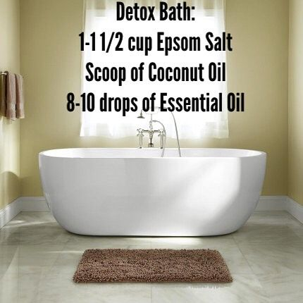 The Benefits of Epsom Salt- Epsom Salt Bath