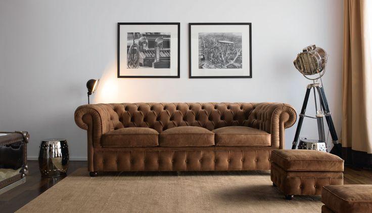Rosini divani  - modello Chester