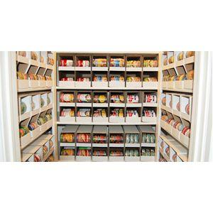 156 Best Food Pantry Ideas Images On Pinterest Storage