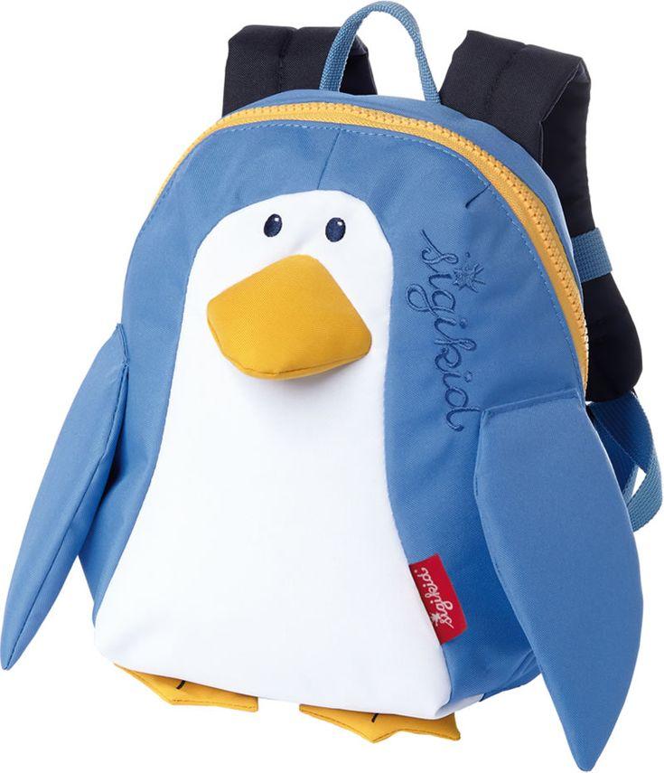 Sigikid Rucksack Pinguin 24623 bei Papiton bestellen.