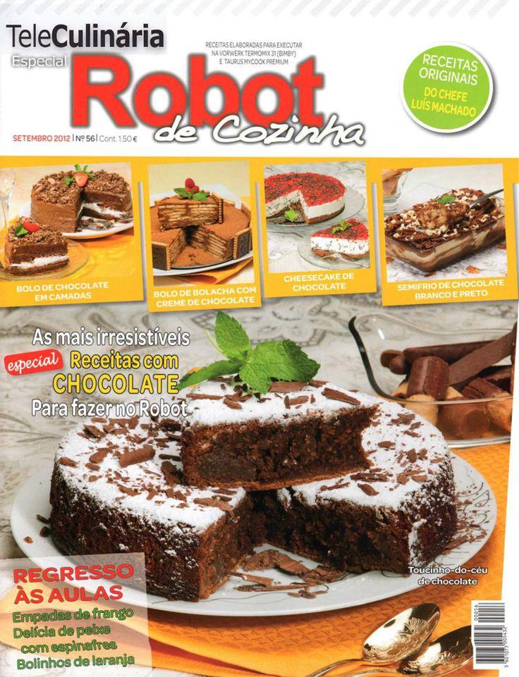 TeleCulinária Robot de Cozinha Nº 56 – Setembro 2012
