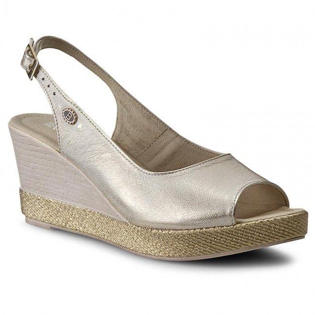 Sandále BALDACCINI - 634000-2 Złoty Janko