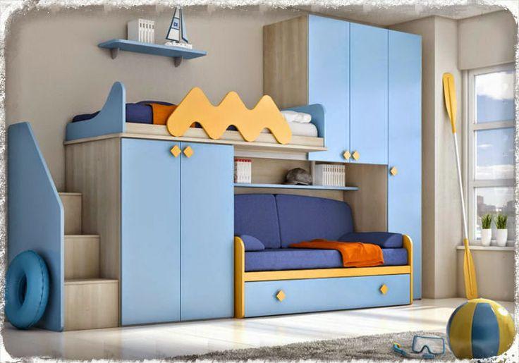 Arredamenti House Design: Camerette a Soppalco