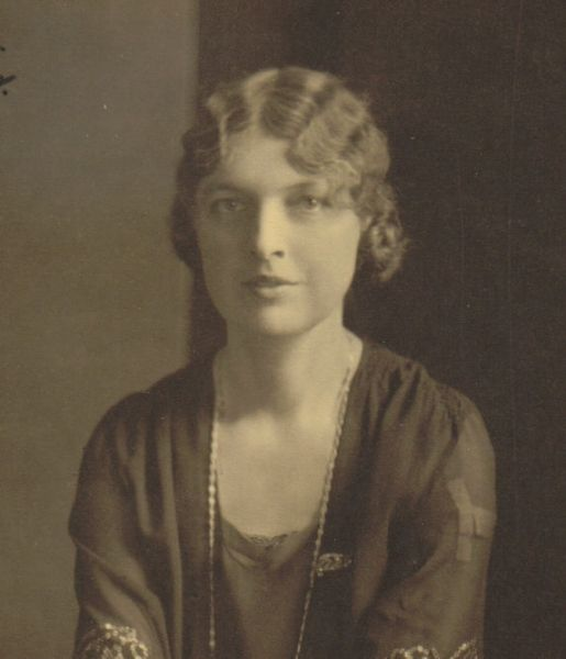 Islay Bisset, c. 1916