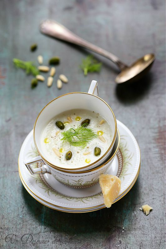 Quinze recettes de soupes chic pour les fêtes