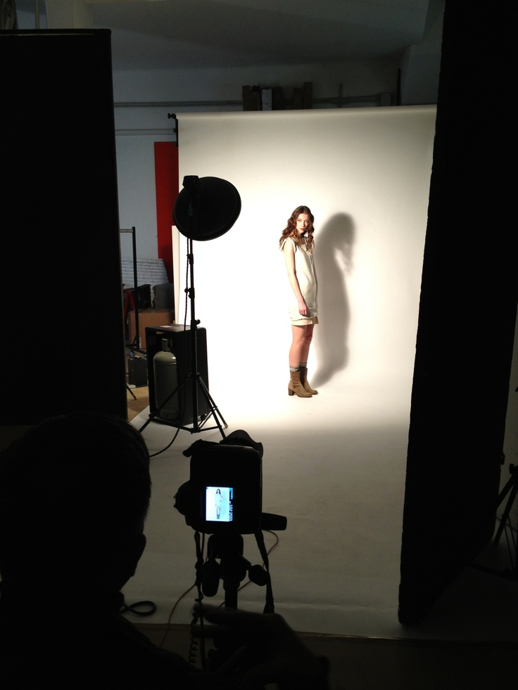 Shooting from backstage of S/S 13   #outfit #danielacolombo #camera #styling