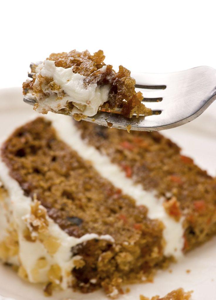 Tradiční americký dort si můžete tentokrát připravit zdravě.