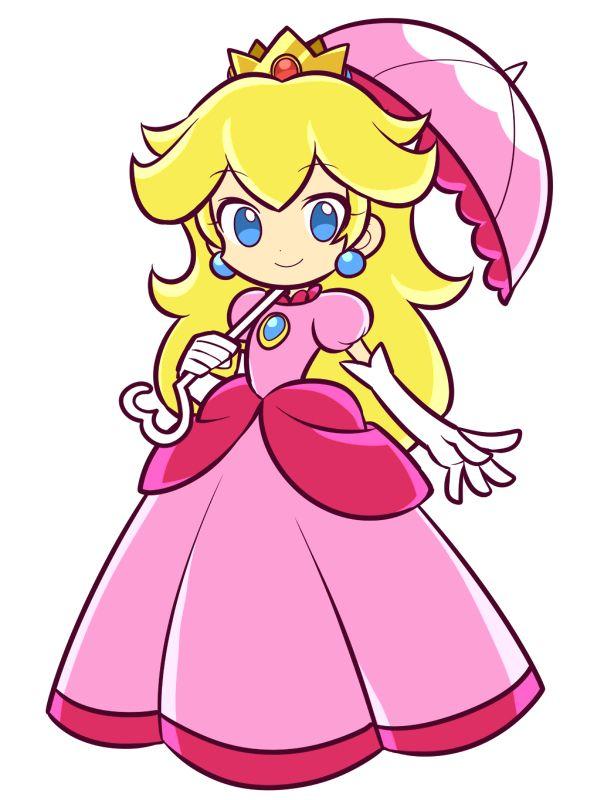 Princess Peach, pixiv