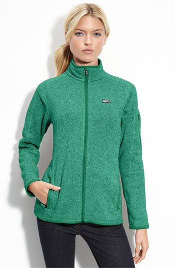 Obsessed with Patagonia - Patagonia 'Better Sweater' Jacket | Nordstrom