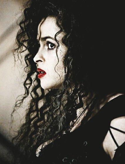 Day 2 - Favorite Villain - Bellatrix Lestrange