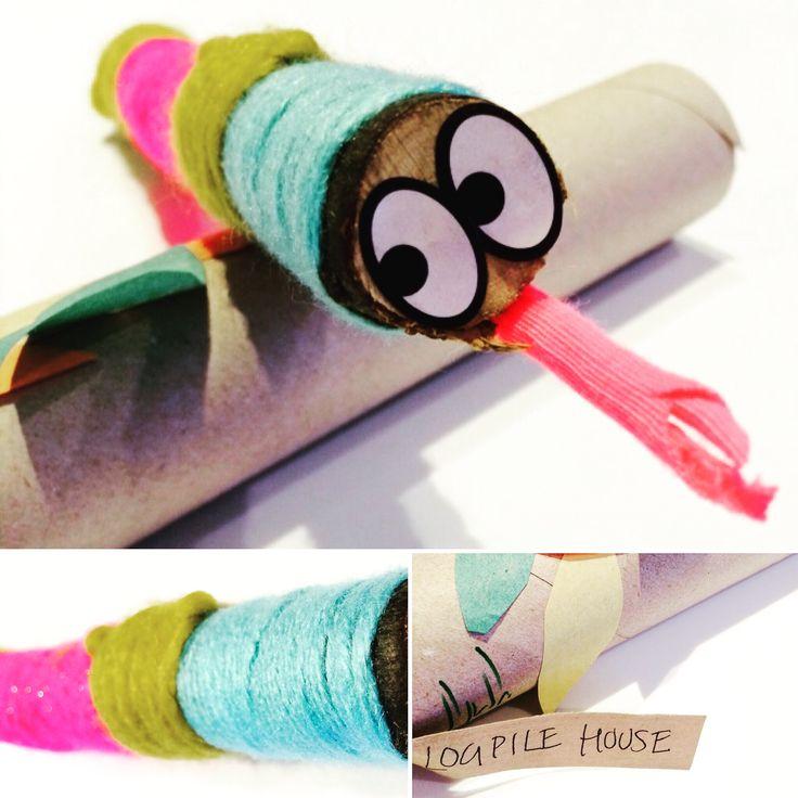 #snakesticks #yarnbomb #wool #sticks #kidsthatcraft #craftmakeplay #workshops https://m.facebook.com/craftmakeplayworkshops/