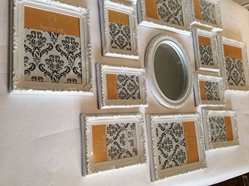 SET OF SHABBY CHIC Picture Photo Frames Mirror - [Set of 13] Simply Shabby and Chic http://www.amazon.co.uk/dp/B011LSH7N2/ref=cm_sw_r_pi_dp_i46hwb1VBHJPT
