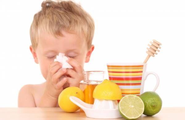 5 rimedi naturali bambini