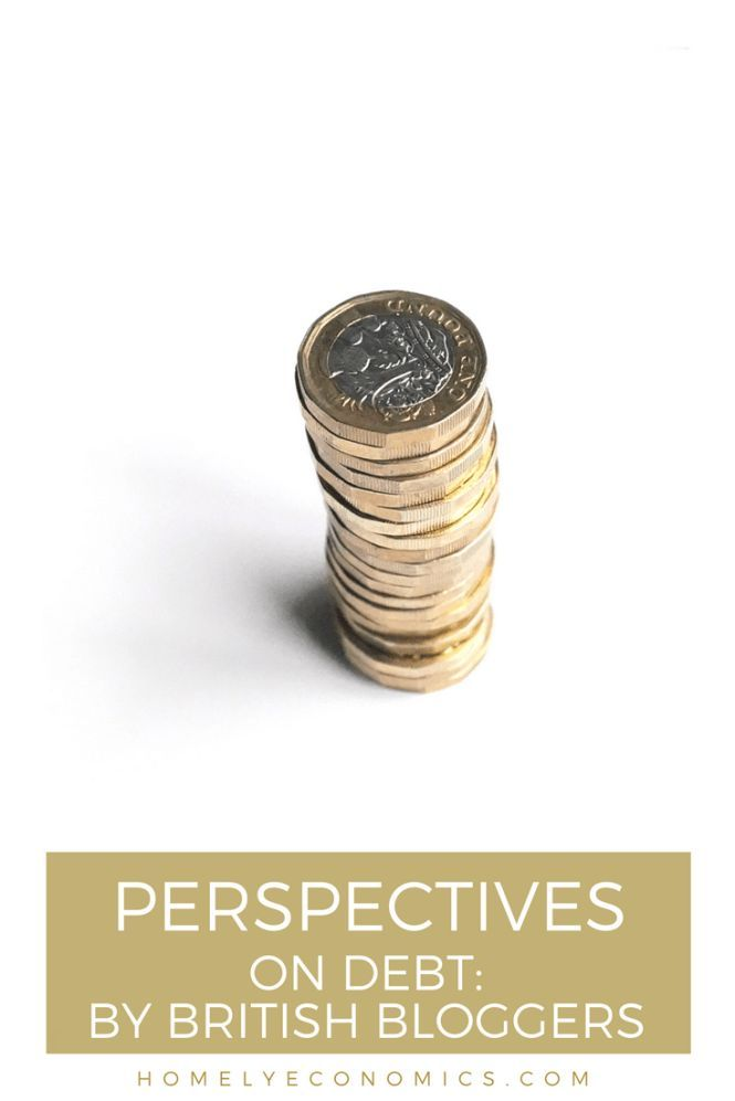 Perspectives on debt to inspire and inform you - written by UK money bloggers.