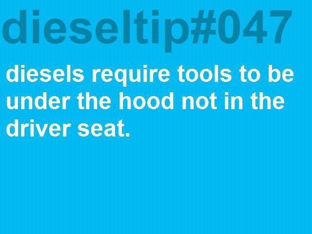 diesel tip