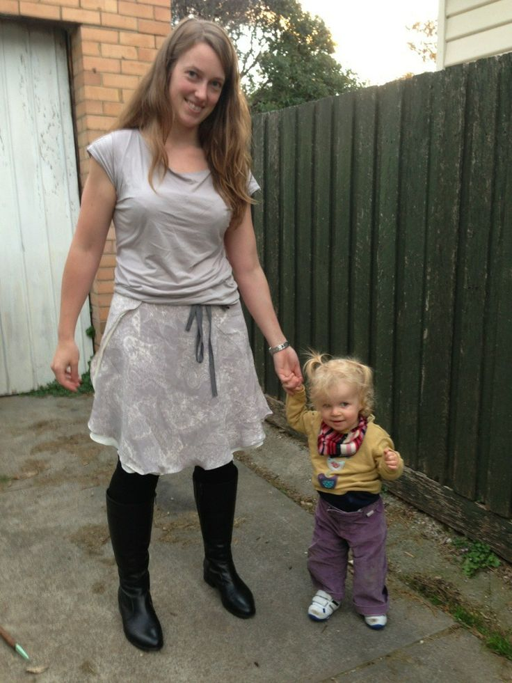 Disparate disciplines summercrisp skirt