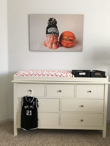 San Antonio Spurs Nursery