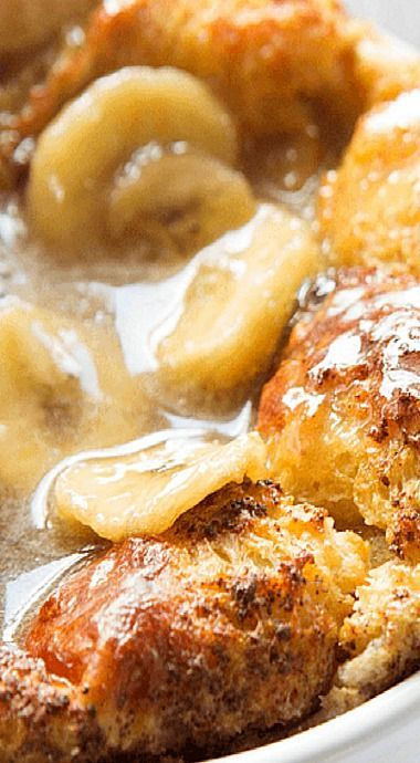 Louisiana Bread Pudding - can be enjoyed at anytime of the day. It makes a wonderful breakfast, brunch or after dinner dessert. ❊