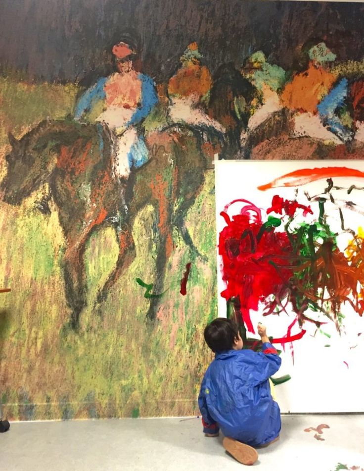 HOT: NGV Under 4s,National Gallery of Victoria, 180 St Kilda Rd, Melbourne http://tothotornot.com/2017/02/ngv-under-4s/