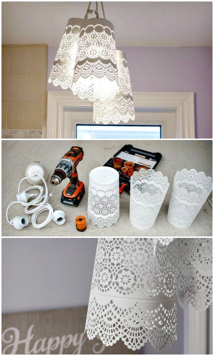 60 Simple DIY Chandelier Ideas That Will Beautify Your Home