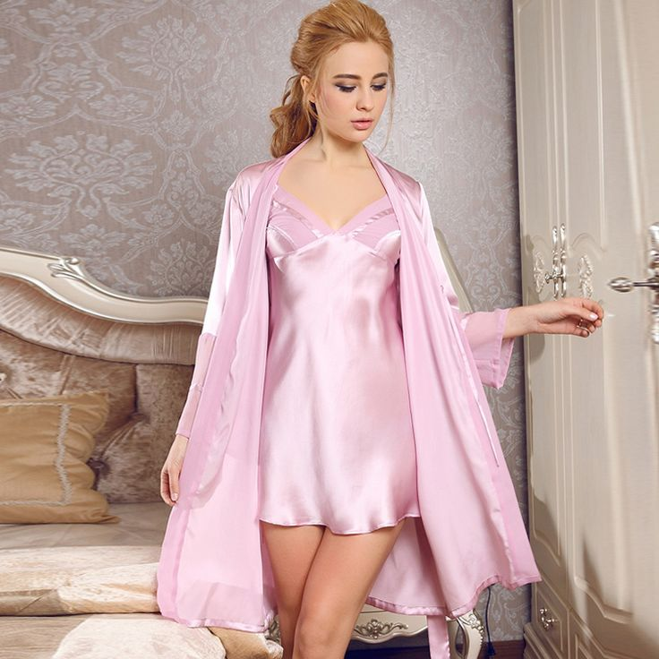 Silk Sleepwear Silk sleepwear is the ultimate in comfort and luxury. Available in a wide variety of styles, colors, patterns and designs, it can be easy to find the perfect item.