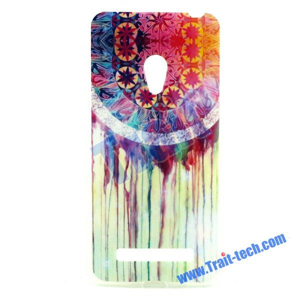 IMD Craft Color Painting TPU Case for Asus Zenfone 5 Chinese Style
