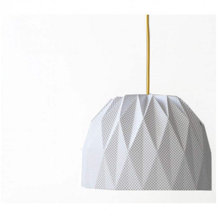 lampada origami, lampada cameretta bambini design, lampada a ...