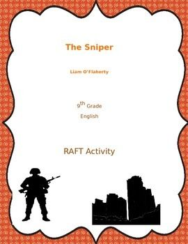 "the sniper short story essay The sniper essay, liam o'flaherty ""the sniper"" by liam o' flaherty is a short story about a sniper the story opens with the sniper attempting to eat on."