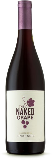 The Naked Grape Pinot Noir featured at Something Southern for Spring unWINE... Medium Bodied California Pinot Noir, Simple Great Wine, smooth red wine with aromas of black cherry and blueberry