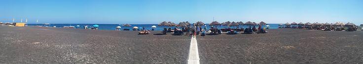 Santorini - Ag. Georgios Beach - Greece - Summer 2014 by Af