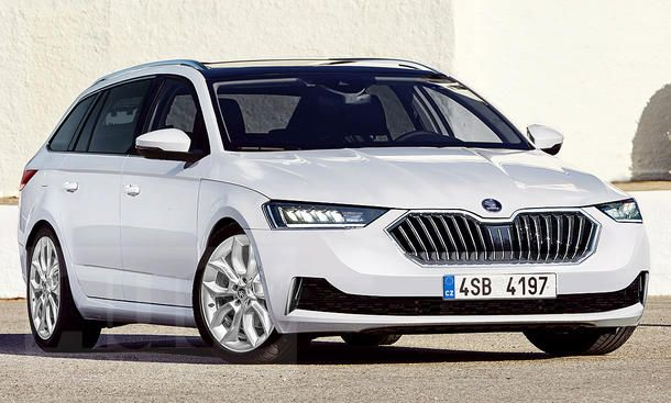 Top 10 Punto Medio Noticias Skoda Octavia Nieuw Model 2019