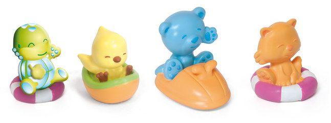 Set di simpatici giochini per il bagno Nenuco #Baby | Tutto il necessario per il bagnetto del tuo bambino