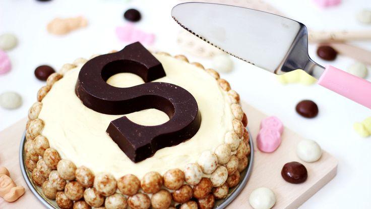Deze taart was niet alleen lekker met Sinterklaas, maar smaakt ook heerlijk tijdens andere (feest)dagen.
