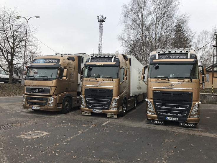 Volvo Truck Praha