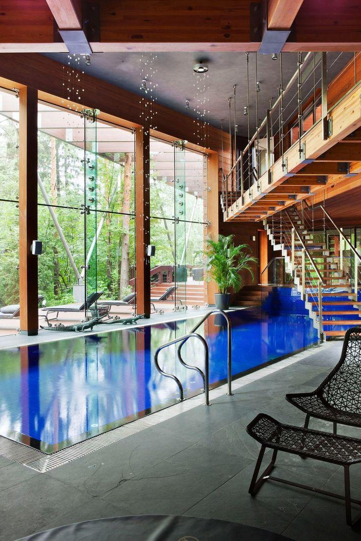 Indoor swimming pool luxus  Die 11 besten Bilder zu Swimming Pool auf Pinterest ...