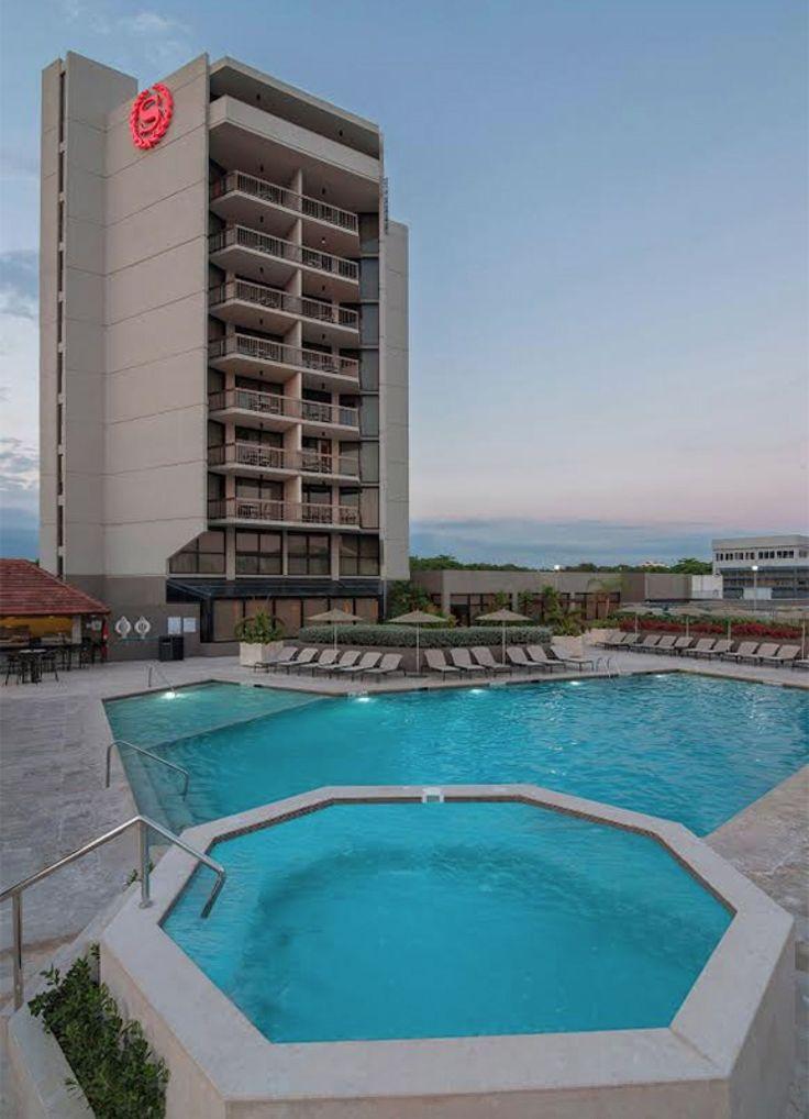 Hotel Sheraton Santo Domingo renovó sus áreas para tener una sensación más moderna y sus mobiliarios más confortables.