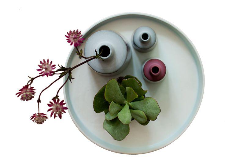 Tina B Ceramics » TONE Tray