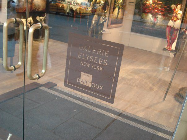 Best Interior Business Signs NYC WwwSignsVisualcom Images On - Custom vinyl decals for business