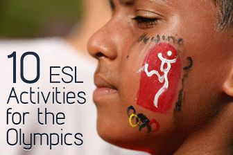 10 #ESL Activities for the #Olympics From: http://busyteacher.org/11126-linguistic-olympic-games-10-esl-activities.html #ELL