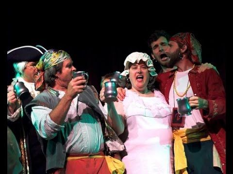 'Spot of Rum' song from Treasure Island THE Musical | An Original Play ©...