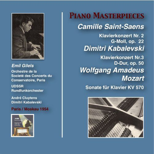 Piano Masterpieces: Emil Gilels Plays Saint-Saëns, Kabale... https://www.amazon.com/dp/B00IEMQXFW/ref=cm_sw_r_pi_dp_x_-CNlzbV4WS8BG