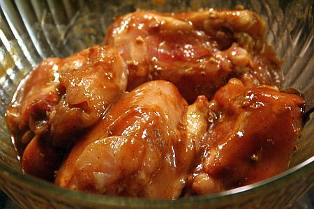 Chicken Tamarind recipe