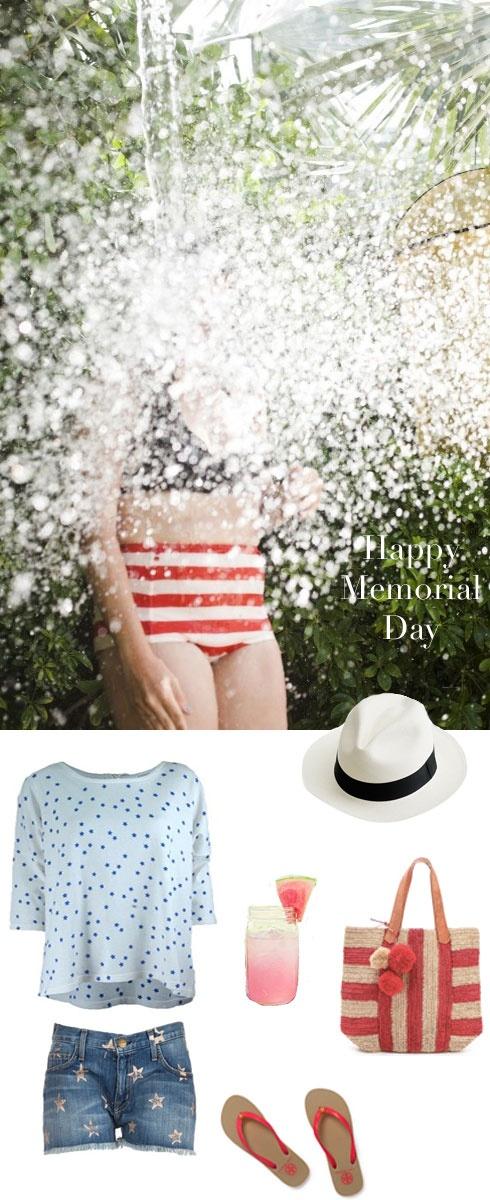 memorial day ups store