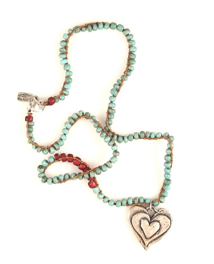 Blessingway Necklace   Jes MaHarry Jewelry