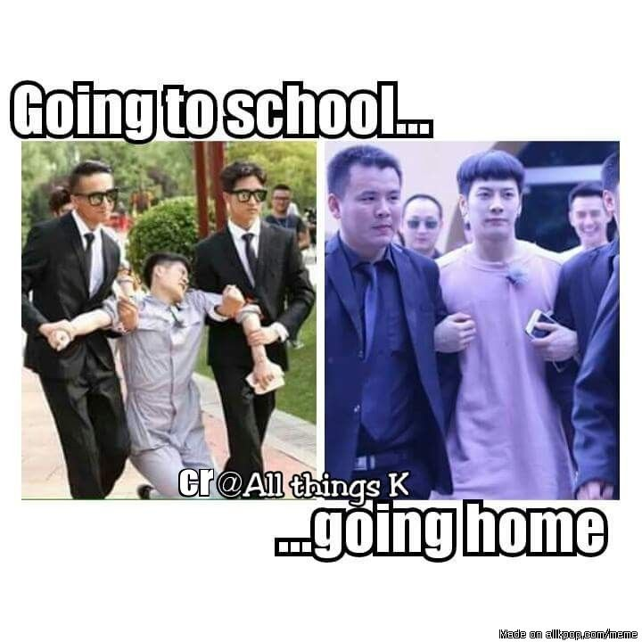 Funny Memes Xdddd : Best images about kpop gt o