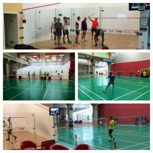 WePlay Brasov lanseaza Liga & Social Squash. WePlay Brasov a lansat pe 26 septembrie Liga si Social, la Squash si Badminton. Jucatorii care se inscriu au avantaje la competitiile organizate de club... http://www.squashmania.ro/weplay-brasov-lanseaza-liga-social-squash/